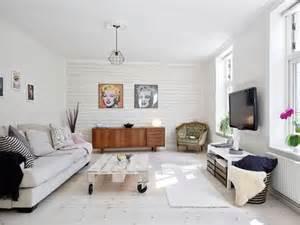 De 50 fotos de salas decoradas modernas peque 241 as n 243 rdicas