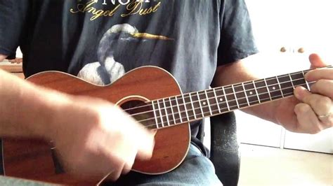 ukulele tutorial eddie vedder rise eddie vedder ukulele cover youtube