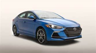 Hyundai Cars 2017 Hyundai Elantra Sport Wallpaper Hd Car Wallpapers