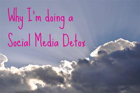 Detox Diet Social Influences by My One Month Social Media Detox 171 Dorkymum