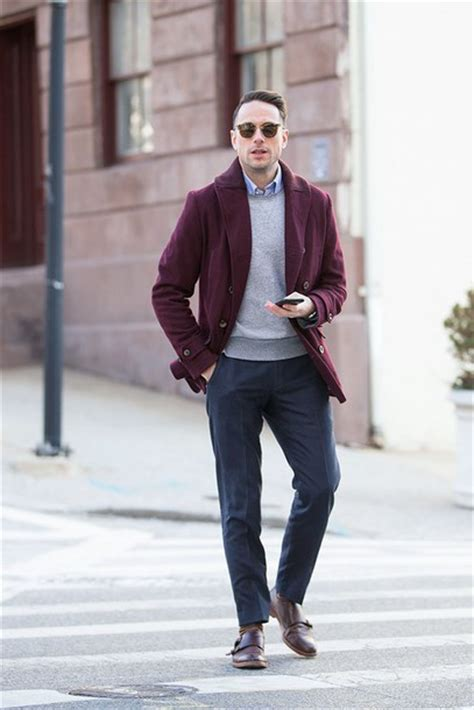 Jaket Sweater Pria Black Blue Cardi Jk1431 shoes he spoke style mens coat burgundy