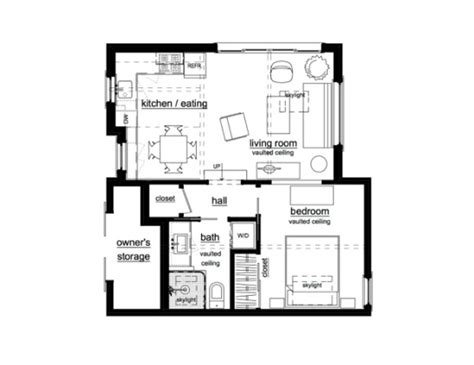 house plans with adu susan moray s adu floor plan accessory dwellings