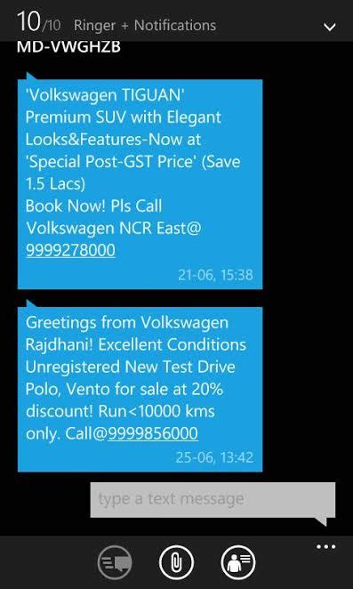 volkswagen discount volkswagen polo vento gti offered with several lakh