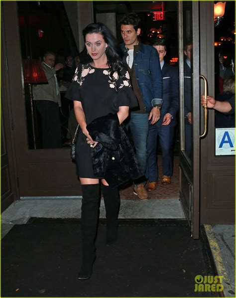 arlington steak house john mayer and katy perry leave the arlington club steakhouse 10 10