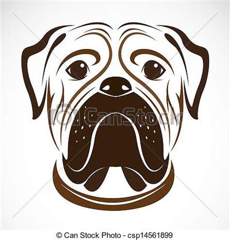 Imagenes Vector Bulldog | eps vectores de imagen vector bulldog perro vector
