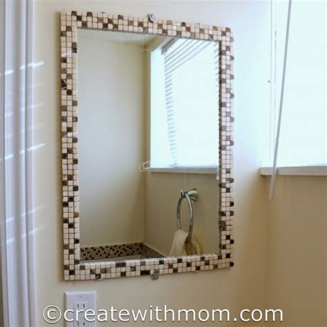 bathroom mirror ideas diy 9 cool and simple diy bathroom mirrors to make shelterness