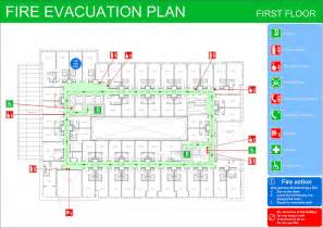 fire evacuation plan fire extinguisher symbol cad images amp pictures becuo