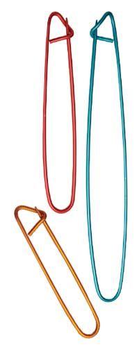 knitpro pattern holder knitpro stitch holders x 3
