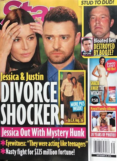Wedding Album After Divorce by Justin Timberlake Biel Not In Quot Divorce Shocker Quot