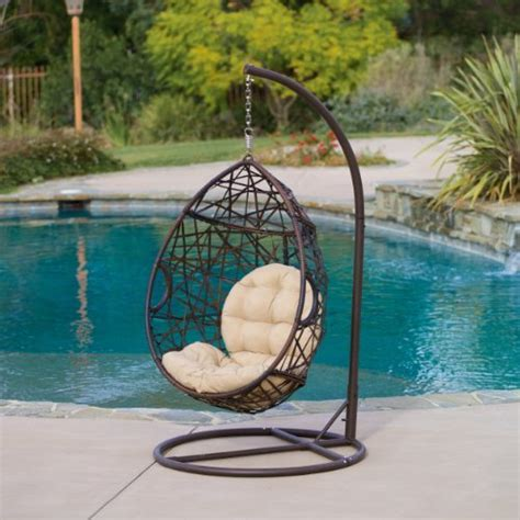 garden swing egg chair fun and unique chairs that hang for your home