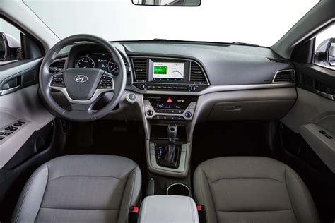 hyundai elantra 2015 interior 2017 hyundai elantra eco first drive review motor trend