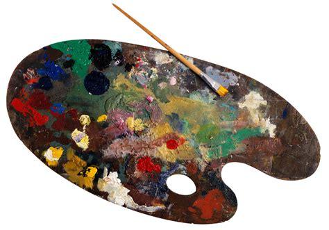 paint palette png transparent image pngpix