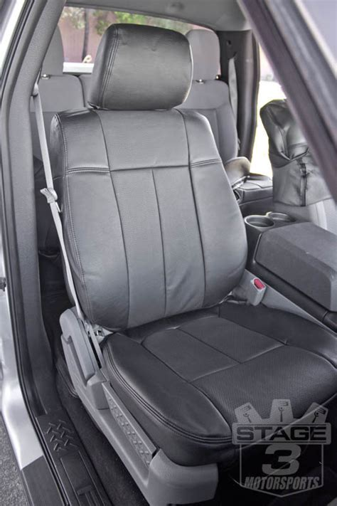 f150 leather seats 2009 2014 f150 clazzio leather seat covers 7201
