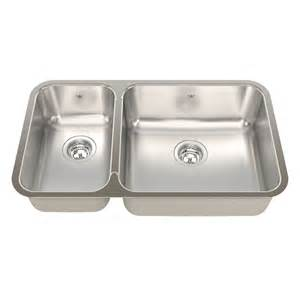 kindred 18 basin drop in stainless steel