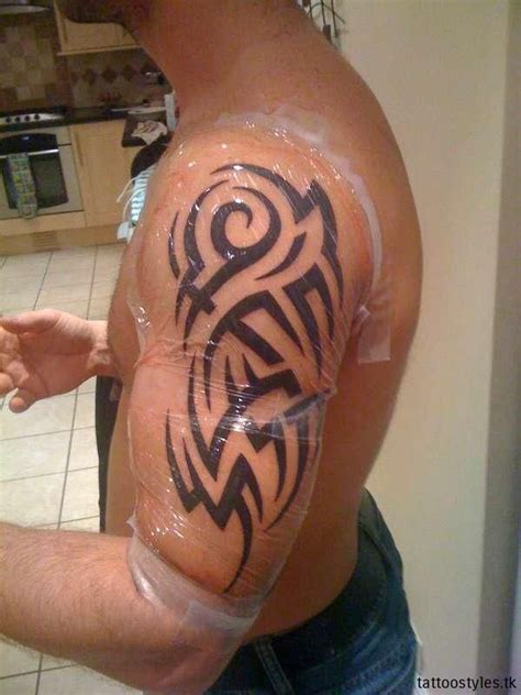 Tribal Oberarm by Best 25 Tribal Tattoos For Ideas On Cool