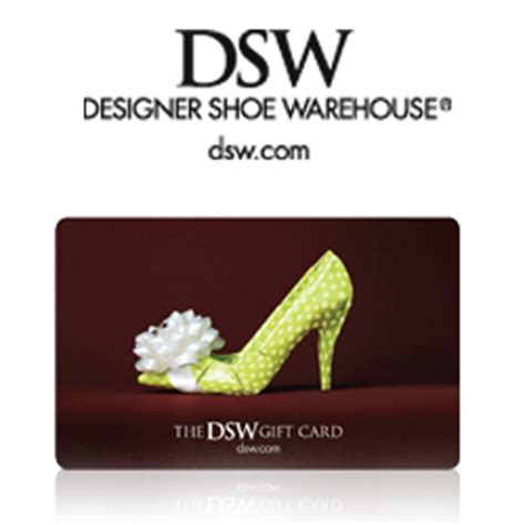 Dsw Gift Card Where To Buy - buy dsw shoe warehouse gift cards at giftcertificates com
