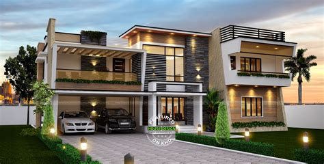 moden house luxuries contemporary house plan by creo homes amazing