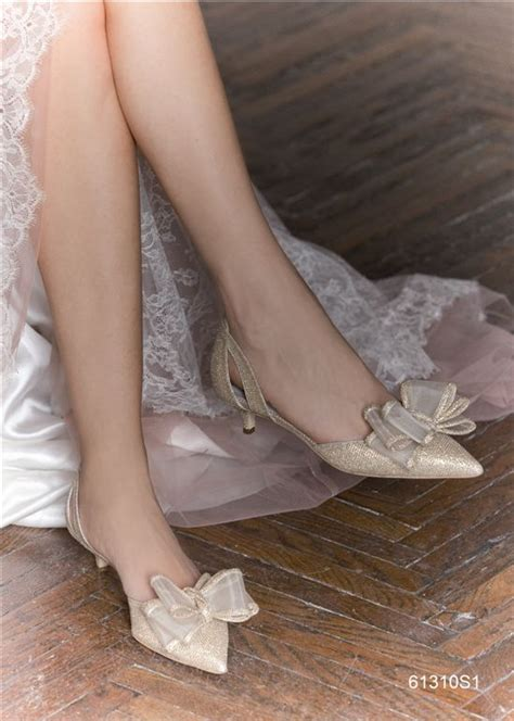 Sn07 Shoes by Penrose Shoes Bridal Shoes Accessories