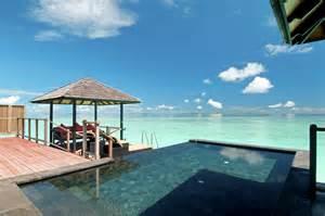 Maldives Infinity Pool Top 10 Infinity Pools Worldwide