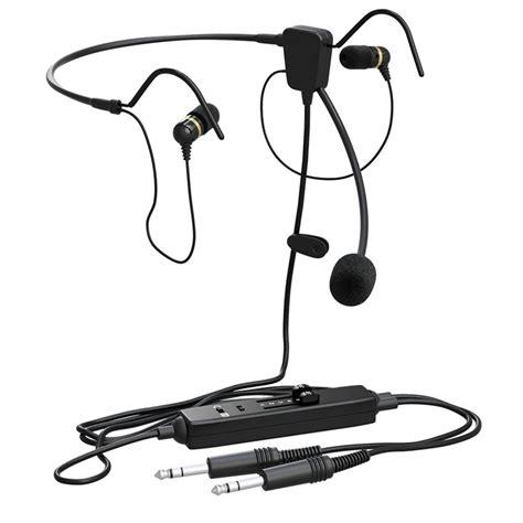 Headset Air in ear aviation headset faro air