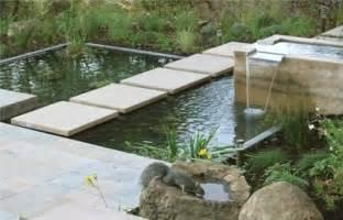 Ponds modern design modern ponds ideas for contemporary pond design