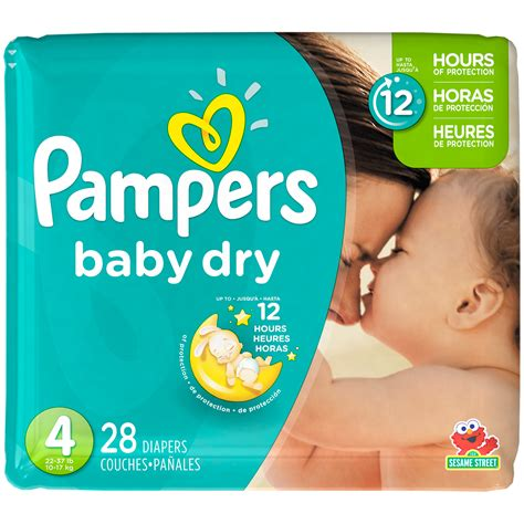 pampers baby dry pampers baby dry diapers size   count