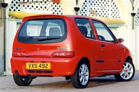 fiat used car fiat seicento 1998 2004 used car review car review