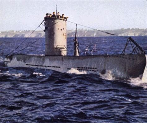Third Reich Color Pictures: U-Boat in Color Pictures U Boat
