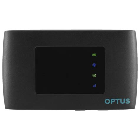Modem Optus optus 4g modem mf920v ebay