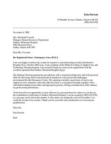 Emergency Room Practitioner Cover Letter by 17 Best Ideas About New Grad On New