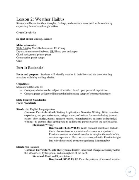 biography lesson plans for 5th grade science lesson plans fourth grade lesson plans for