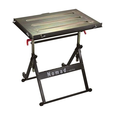 strong welding table strong tools nomad welding table model ts3020