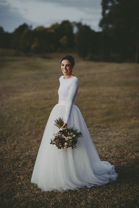 modest wedding dresses  long sleeves lds wedding