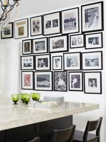 kitchen gallery wall kitchen photo wall transitional kitchen hgtv