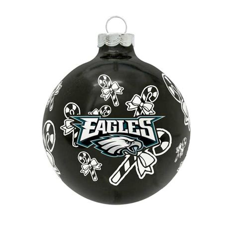 philadelphia eagles christmas tree ornaments christmas