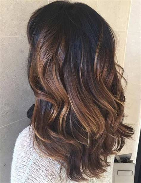 Balayage For Light Brown Hair by 21 Stunning Summer Hair Color Ideas Page 18 Foliver