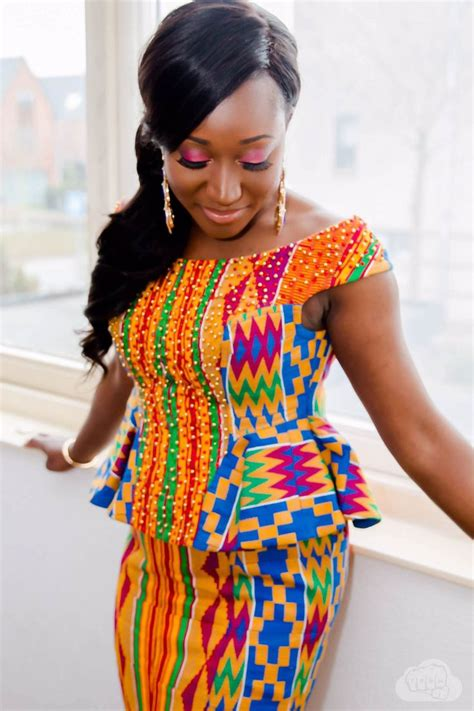 new ghanaian clothing styles evans erasmina a special connection i do ghana