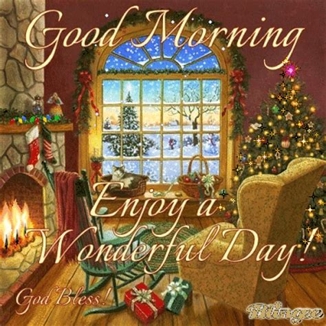 good morning enjoy  wonderful christmas day pictures   images  facebook