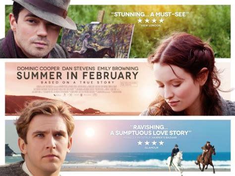 summer in february summer in february poster 1 of 3 imp awards
