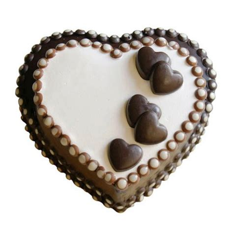First Home Housewarming Gift by Heart Chocolate Cake 1kg Buy Gifts Online