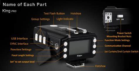 Studio Flash Pro One Tx 300 pixel transceiver king pro tx for nikon
