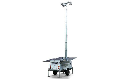 Solar Light Towers Mpmc S Superior Solar Light Tower