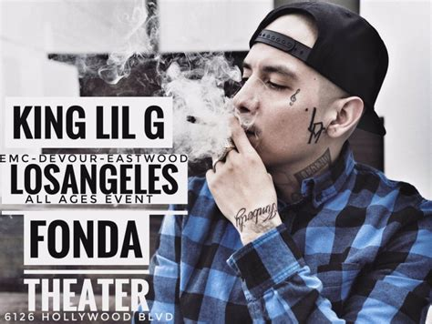 ticket giveaway king lil g live in los angeles hiphopdx