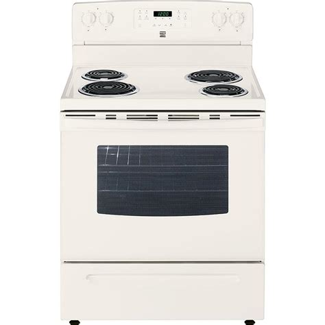 Kenmore Stove by Kenmore 94144 5 3 Cu Ft Electric Range W Self