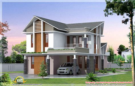 Beautiful House Plans by 7 Beautiful Kerala Style House Elevations Kerala Home