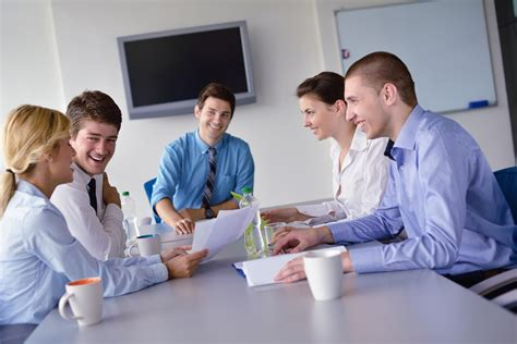 Office Meeting by Singapore E Learning Market Corporate Elearning Market