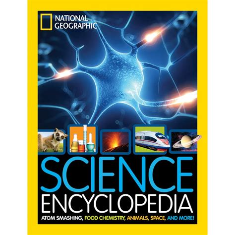science encyclopedia national geographic store