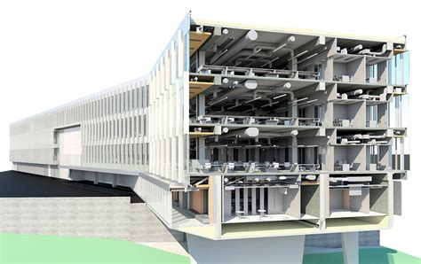 design management bim pushing the envelope with bim wrns studio