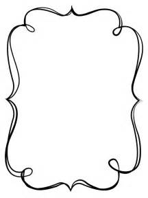 frame outline template frame or tag silhouettables