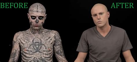 world s most tattooed man would you believe this is the world s most tattooed